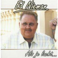 Ed Nieman - Als Je Lacht - CD