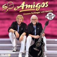 Amigos - 50 Jahre Unsere Schlager Von Damals - 2CD