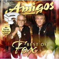 Amigos - Best Of Fox - Das Tanzalbum - CD