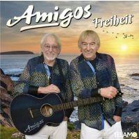 Amigos - Freiheit - CD