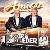 Amigos - Ihre Schonsten Trucker & Country Lieder - CD