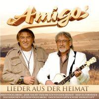 Amigos - Lieder Aus Der Heimat - CD