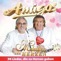 Amigos - Melodien der Herzen - 2CD