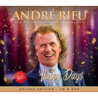 Andre Rieu - Happy Days - CD+DVD