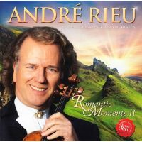 André Rieu - Romantic Moments II - CD+DVD