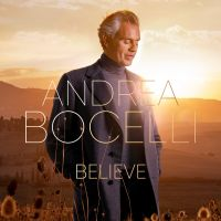 Andrea Bocelli - Believe - CD