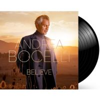 Andrea Bocelli - Believe - LP