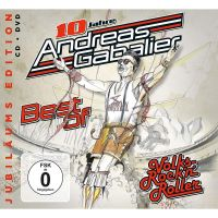 Andreas Gabalier -  Best Of Volks-Rock'n'Roller - CD+DVD