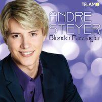 Andre Steyer - Blonder Passagier - CD