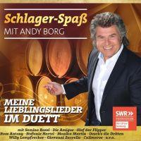 Andy Borg - Schlager-Spass Mit - CD
