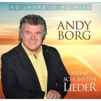Andy Borg - Meine Schonsten Lieder - 40 Jahre 40 Hits - 2CD