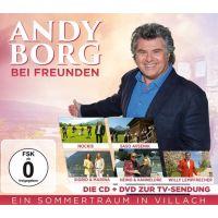 Andy Borg - Bei Freunden - Ein Sommertraum In Villach - CD+DVD