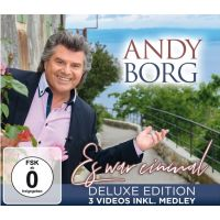 Andy Borg - Es War Einmal - Deluxe Edition - CD+DVD