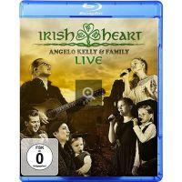 Angelo Kelly & Family - Irish Heart - Live - Bluray