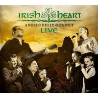 Angelo Kelly & Family - Irish Heart - Live - CD+DVD