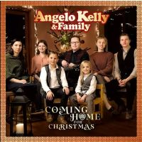 Angelo Kelly & Family – Coming Home For Christmas – CD