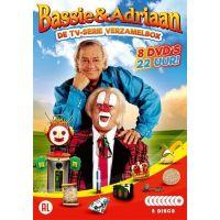 Bassie & Adriaan - De TV-Serie Verzamelbox - 8DVD