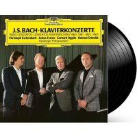 J.S. Bach - Klavierkonzerte - Piano Concertos - Concertos Pour Piano - LP