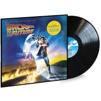 Back To The Future - Music From The Motion Picture Soundtrack - LP