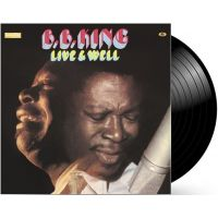 B.B. King - Live & Well - LP