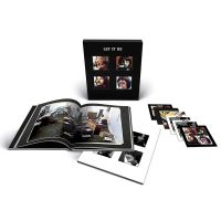 The Beatles - Let It Be - Superdeluxe Edition - 5CD+BLURAY