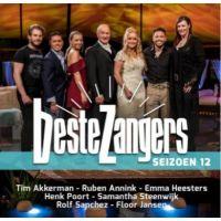 Beste Zangers Van Nederland - Seizoen 12 - CD