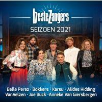 Beste Zangers Van Nederland - Seizoen 2021 - CD