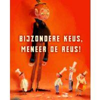 Bijzondere Keus, Meneer De Reus - BOEK