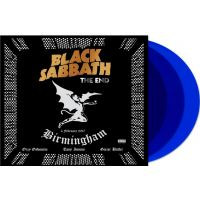 Black Sabbath - The End - Limited Blue Edition - 3LP