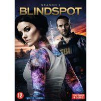 Blindspot - Seizoen 3 - 4DVD