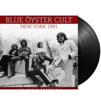 Blue Oyster Cult - New York 1981 - LP