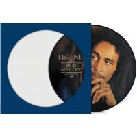 Bob Marley - Legend - Picture Disc Vinyl - LP