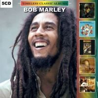 Bob Marley - Timeless Classic Albums - 5CD
