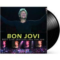 Bon Jovi - Best Live Festival - New York 2008 - LP