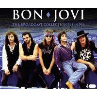 Bon Jovi - The Broadcast Collection 1984-1996 - 4CD