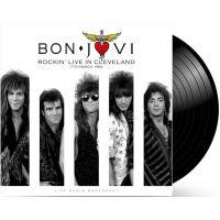Bon Jovi - Rockin Live In Cleveland - LP