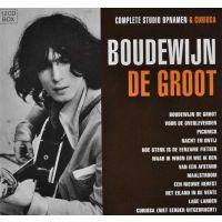 Boudewijn de Groot - Complete Studio Albums en Curiosa - 12CD