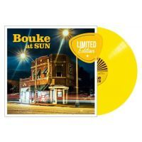 Bouke - At Sun - Limited Yellow Vinyl - LP