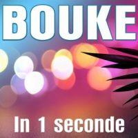 Bouke - In 1 Seconde - CD Single
