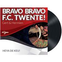 Gert en Hermien - Bravo Bravo F.C. Twente! - Vinyl-Single