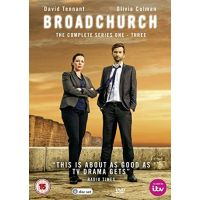 Broadchurch - The Complete Season 1-3 - 6DVD