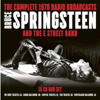 Bruce Springsteen - Complete 1978 Radio Broadcast - 15CD