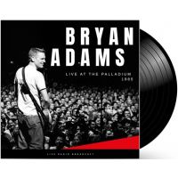 Bryan Adams - Live At Palladium 1985 - LP
