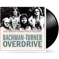 Bachman Turner Overdrive - King Biscuit Flower Hour Presents - LP