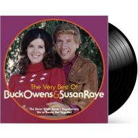 Buck Owens & Susan Raye - The Very Best Of - LP