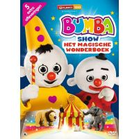 Bumba - Bumba Show: Het magische Wonderboek - DVD