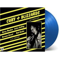 Cuby And The Blizzards - Live At Bellevue Assen - Coloured Vinyl - LP