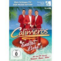 Calimeros - Endlos Liebe - DVD