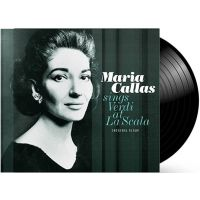 Maria Callas - Sings Verdi At La Scala - LP