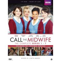 Call The Midwife - The Complete Series 1-7 - 19DVD